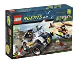 LEGO Agents 4-Wheeling Pursuit (8969)