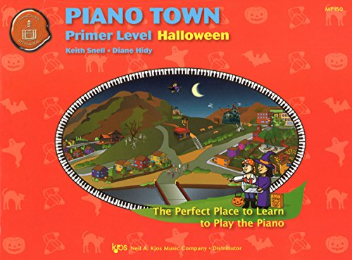 Best Towns For Halloween (MP150 - Piano Town - Halloween - Primer)