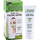 Facial Mask Green - Sudden Change Green Tea Facial Mask, 3.4 oz.