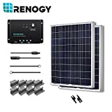 Renogy Solar Panel 200 Watt 200W 12V PV Off Grid Kit RV Boat Battery Charger