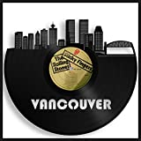 VinylShopUS - Vancouver Canada Vinyl Wall Art Framed - Best Reviews Guide