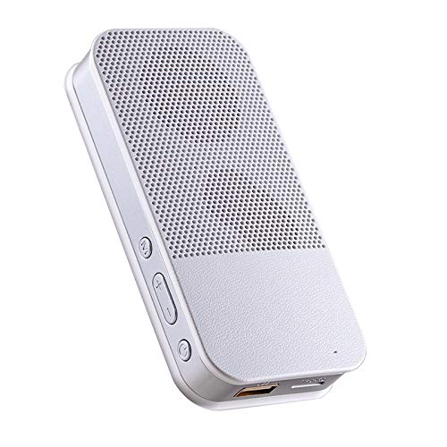 Altavoz Bluetooth con altavoz y tarjeta de audio, altavoz ...