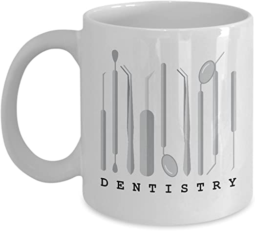 Future Dentist 11oz Mug Great Novelty 11oz Mug