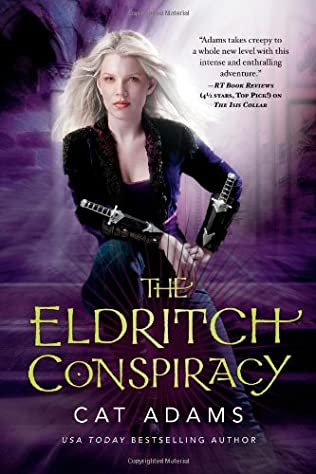book cover of The Eldritch Conspiracy
