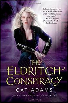 Book The Eldritch Conspiracy (Blood Singer Novels)