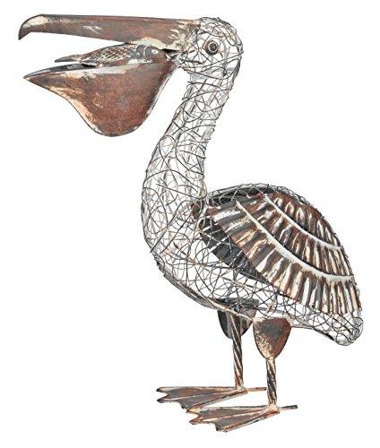 Regal Art & Gift Rustic Pelican Decor