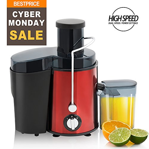 BuySevenSide Best Slow Juicer Extractor High Speed Dual Settings (Large Image)