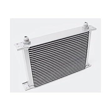 Ventilador Radiador de aceite motor automóvil en Alu - 25 filas: Amazon.es: Jardín