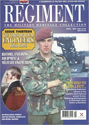 2c734116857d Regiment Issue 8 - The Military Heritage Collection  Amazon.co.uk ...