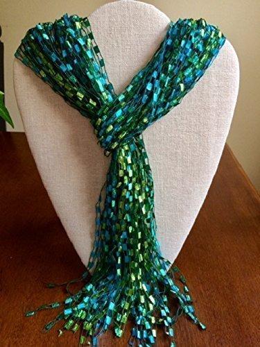 ristmas Green Teal St. Patricks Handmade ()