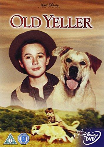 Disney Old Yeller (1957) [Region 2]
