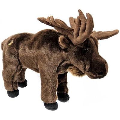 Ganz Webkinz Signature Moose Plush: Toys & Games