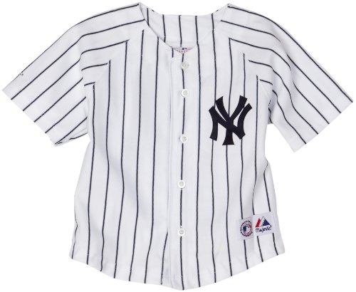 buy popular cc913 5cbdb MLB Boys' New York Yankees Derek Jeter Button Down Jersey ...
