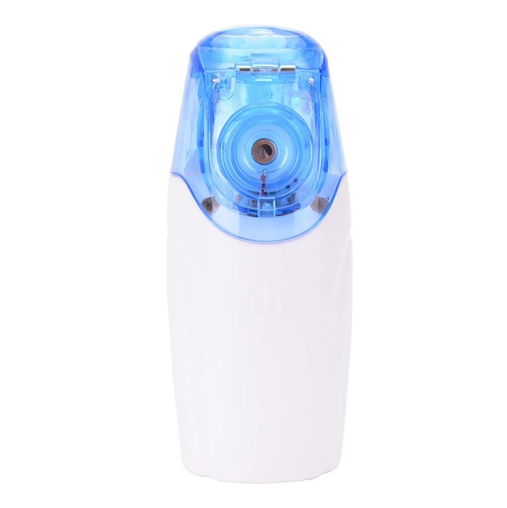 BeautySu. MY-125 Portable Personal Ultrasonic Nebulizer, Handheld Steam Inhaler, Cool Mist Inhaler kit, for Kids and Adults Home Use by BeautySu.