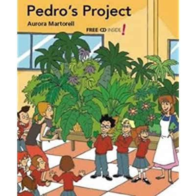 Pedro's Project & CD - Richmond Primary Readers 4 (Movers)