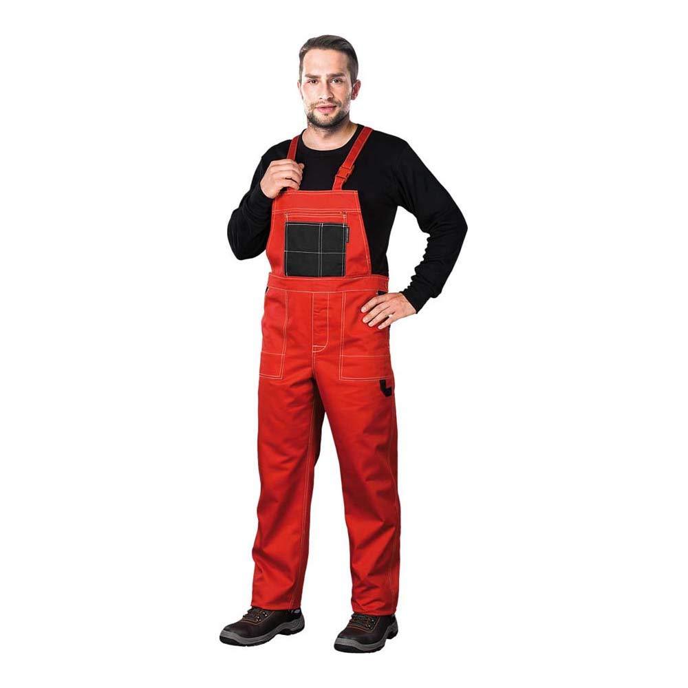 Reis MMSCB/_62 Multi Master Peto protector color rojo y negro talla 62