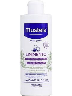 Mustela liniment dermo-protecteur lot de 3x 400ml: Amazon.es: Bebé