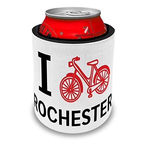 NEONBLOND I Love Cycling City Rochester Slap Can