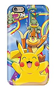(fFWSKwu3790ayALc)durable Protection Case Cover For Iphone 6(pokemon)
