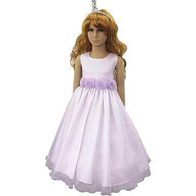XFentech Vestido de Dama de Honor - Vestido de Fiesta de ...