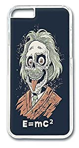 ACESR Albert Einstein Slim iPhone Case PC Hard Case Back Cover for Apple iPhone 6 4.7inch