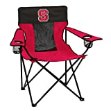 Logo Brands Collegiate North Carolina State Wolfpack Elite Chair
