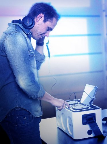 Philips DS8900/ M1X-DJ Sound System Docking Station and Bluetooth Designed With Armin Van Buuren by Philips (Image #4)