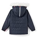 La Redoute Collections Big Girls Polka Dot Padded Parka, 3-16 Years Other Size 10 Years - 54 In.