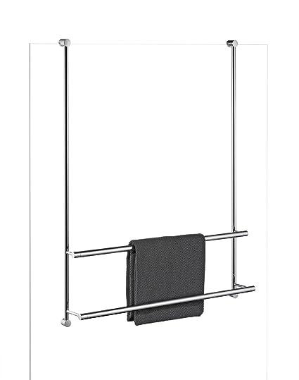 Giese servidor MC 30858 – 02 toalla de baño soporte para colgar en la pared de