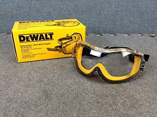 DEWALT DPG82 11C Concealer Anti Fog Safety