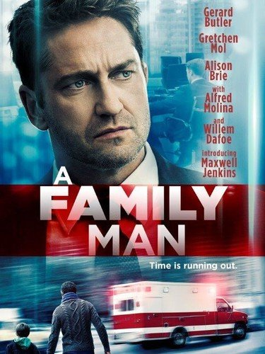 A Family Man [DVD]