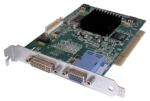 .Matrox. IBM 1980 GXT135p PCI DVI-VGA Video Card 03N5855 F7003-0301 G45MDVP32DOE3EF ()