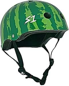 S1 Watermelon Longboard Skateboard Helmet Size Medium