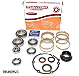 Dodge Ram Diesel NV5600 6 Speed Bearing Kit with Synchro Rings BK492WS