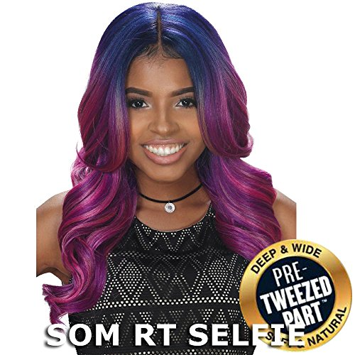 Zury Lace Front Wig - 2
