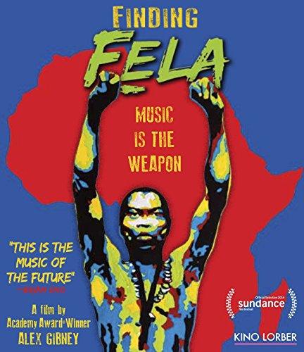 Finding Fela [Blu-ray]