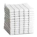Best Dish Cloths - Maspar Dish towels, 100% cotton, 12 x12 inch Review
