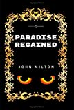 img - for Paradise Regained: By John Milton - Illustrated book / textbook / text book
