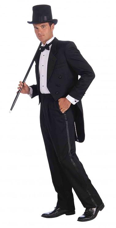 shoperama Hombre Disfraz de Vintage Hollywood Smoking FRAC ...
