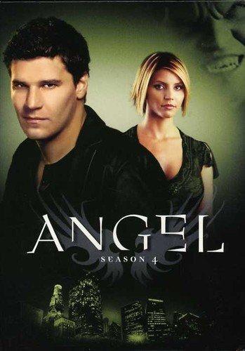 Angel: Season 4 (Slim Packaging)
