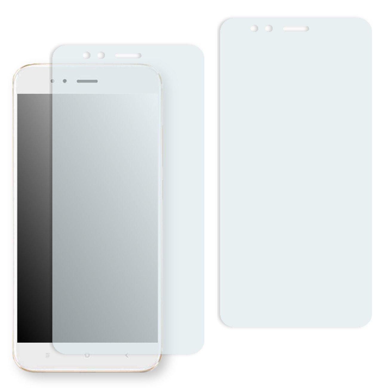 2x Golebo Semi-Matt Displayfolie Displayschutz Schutz Folie für Xiaomi Mi Band 2
