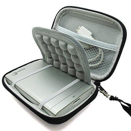Marktore(TM) Stoßsichere schwarze Schutzhülle/Tasche / Festplattentasche für 2.5