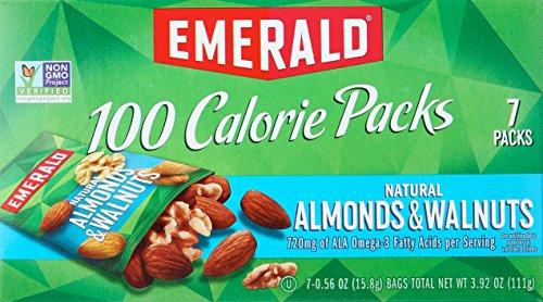 Emerald Natural Walnuts Almonds Calorie