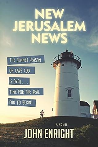book cover of New Jerusalem News