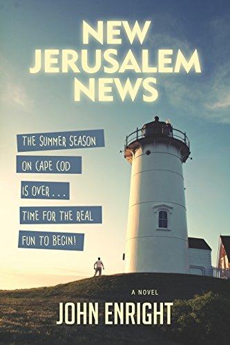 New Jerusalem News: A Novel (The Dominick Chronicles)