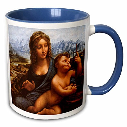 3dRose BLN Leonardo da Vinci Collection - The Madonna for sale  Delivered anywhere in USA