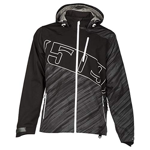 509 Evolve Jacket Shell (Black Ops - X-Large)