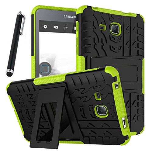 Galaxy Tab A 7.0 Case, Tab A 7.0 Case, Asstar Shockproof Heavy Duty Rugged Hybrid Kickstand Protective Case for Samsung Galaxy Tab A 7