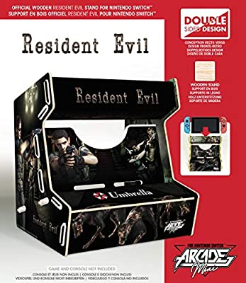 Meridiem Games - Resident Evil Arcade Mini (Nintendo Switch ...