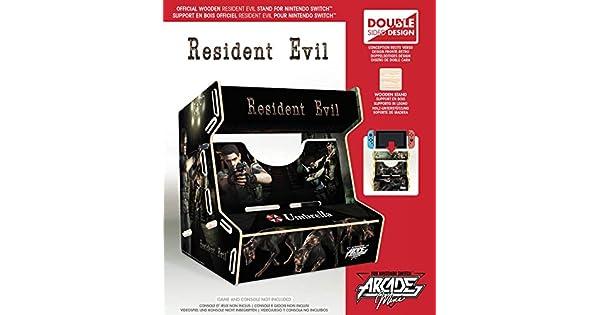 Meridiem Games - Resident Evil Arcade Mini (Nintendo Switch ...